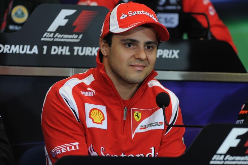 Para Massa, Red Bull é superior e consegue fazer o que quer