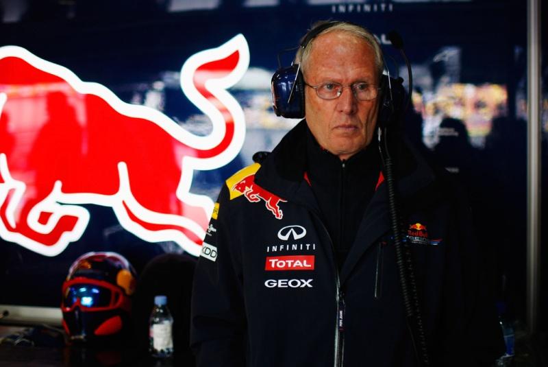 Marko acredita em duelo com a Ferrari em 2013