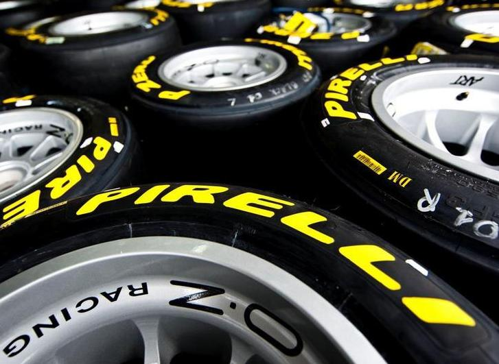 Pneus Pirelli PZero