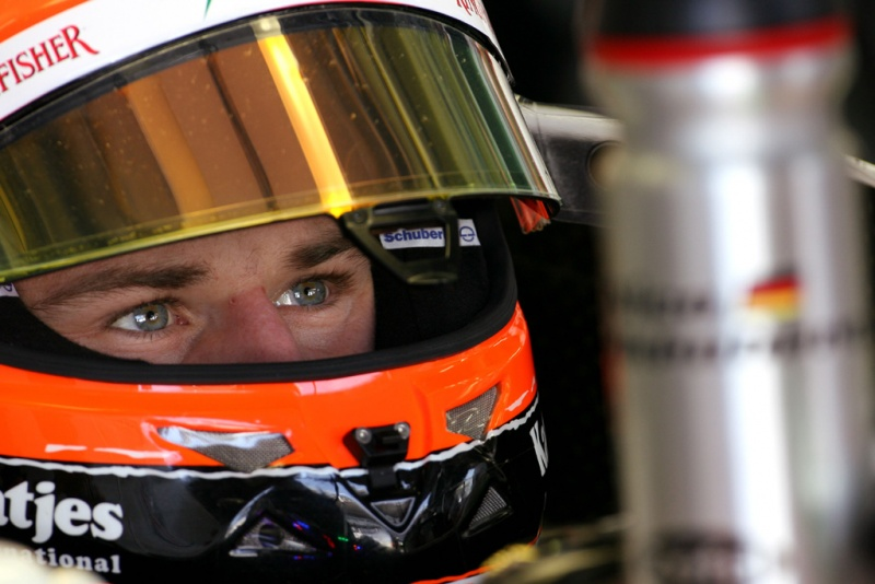 Hulkenberg se diz pronto para liderar a Sauber