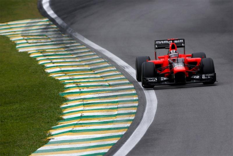 Marussia terá KERS em 2013