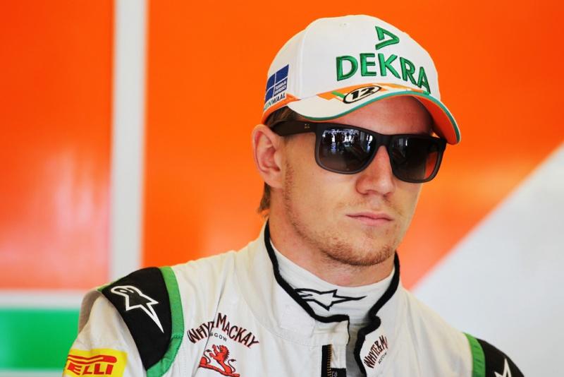 Nico estranhou a demora da Force India