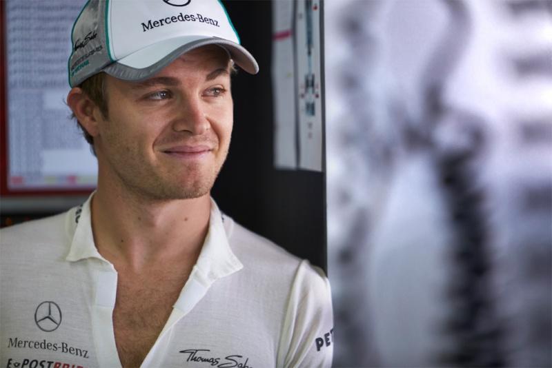 Rosberg está confiante para 2013