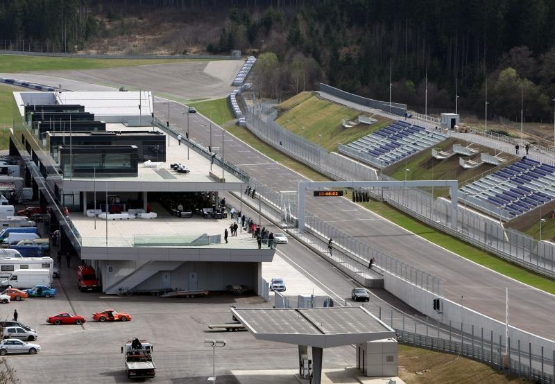 O Red Bull Ring, antigo A1 Ring, foi reinaugurado em abril do ano passado