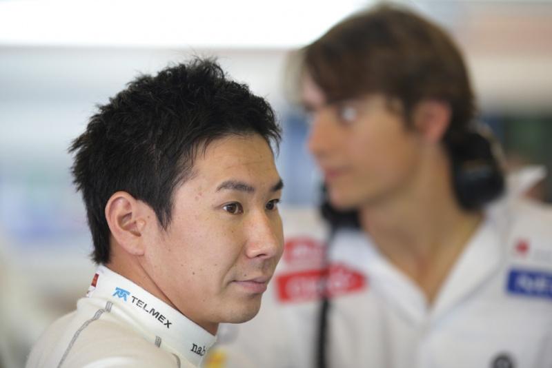 Kobayashi não renovou com a Sauber