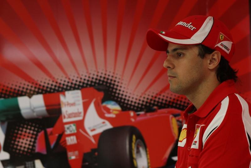 Massa foi elogiado por Alonso, mas comedido nas declarações