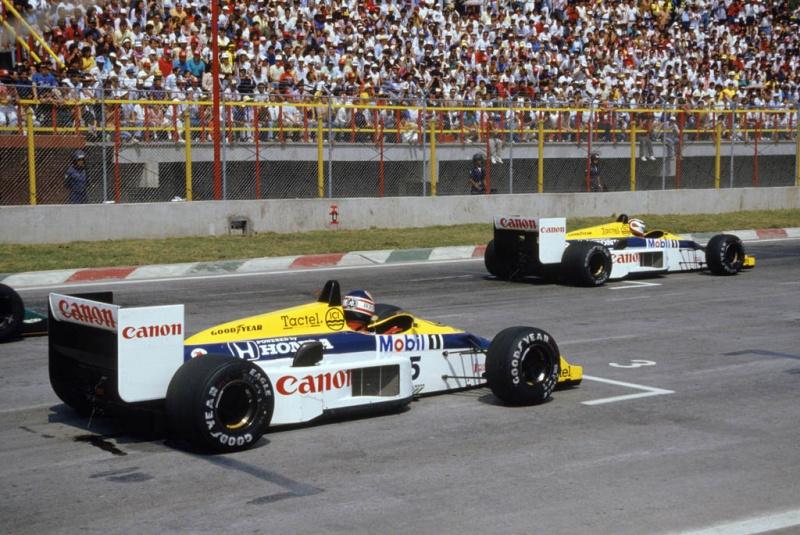 GP do México de 1986