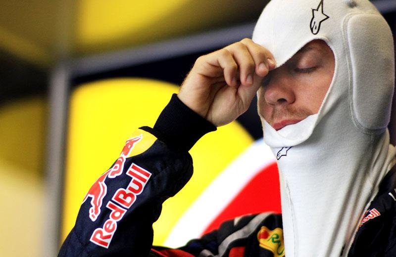 Vettel espera um sábado melhor