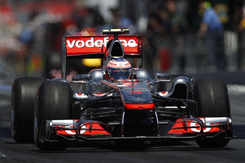 Button não acredita estar mais perto da Red Bull