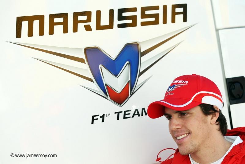 Aos 23 anos e depois de um vice-campeonato na GP2, Luiz Razia chega na Fórmula 1
