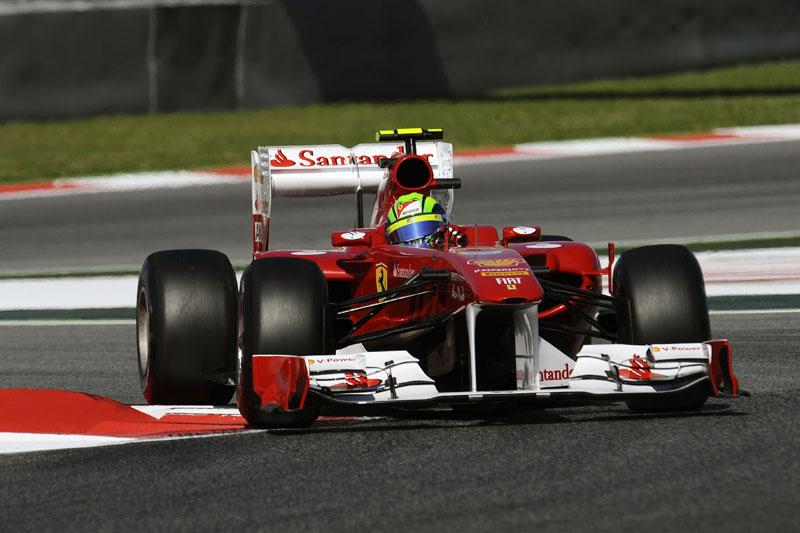 Ferrari terá que usar asa da Turquia