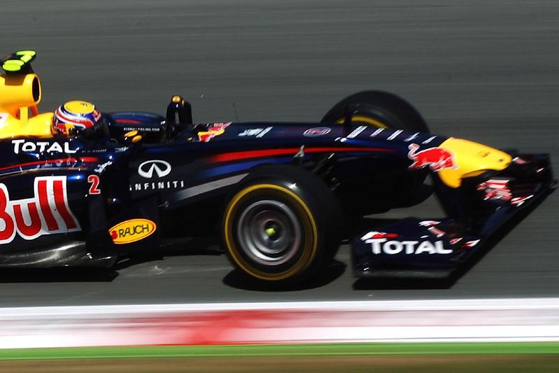 Webber repete feito do ano anterior em Barcelona