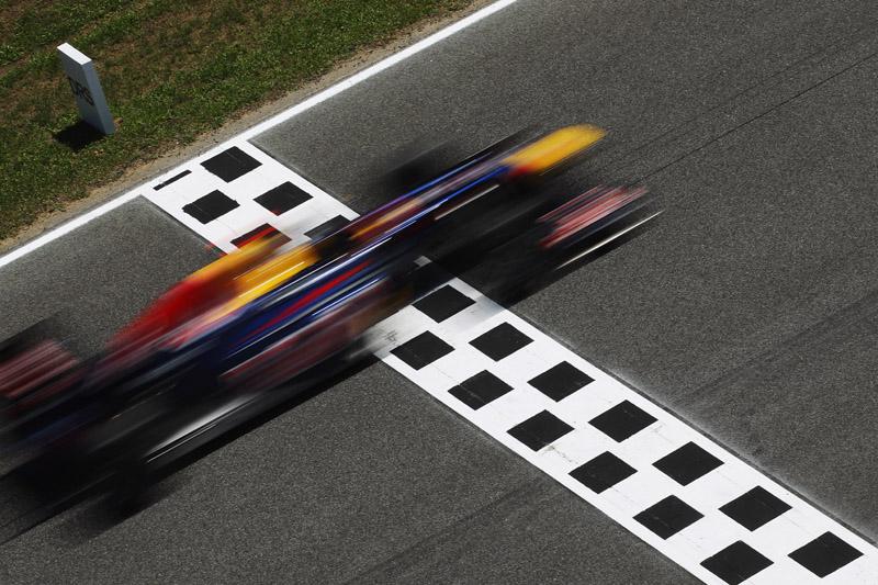 Vettel aumentou sua liderança em sete pontos
