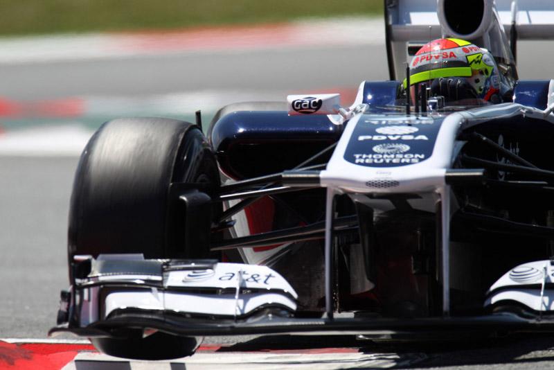 Maldonado foi apenas o 15º no GP da Espanha