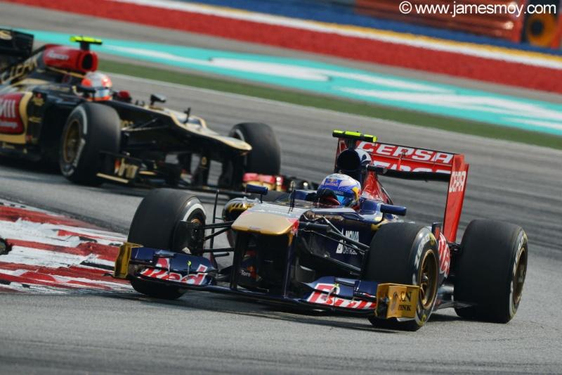 Toro Rosso pode usar Renault em 2014