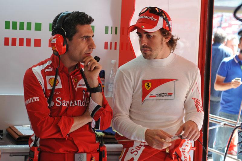 Para Alonso, o quinto lugar no GP da Espanha era o máximo que o carro permitia