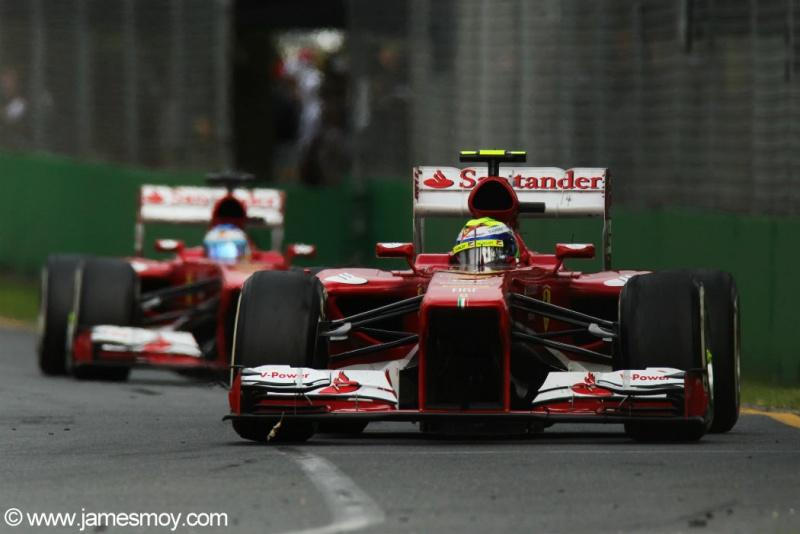 Massa é o quinto no mundial de pilotos