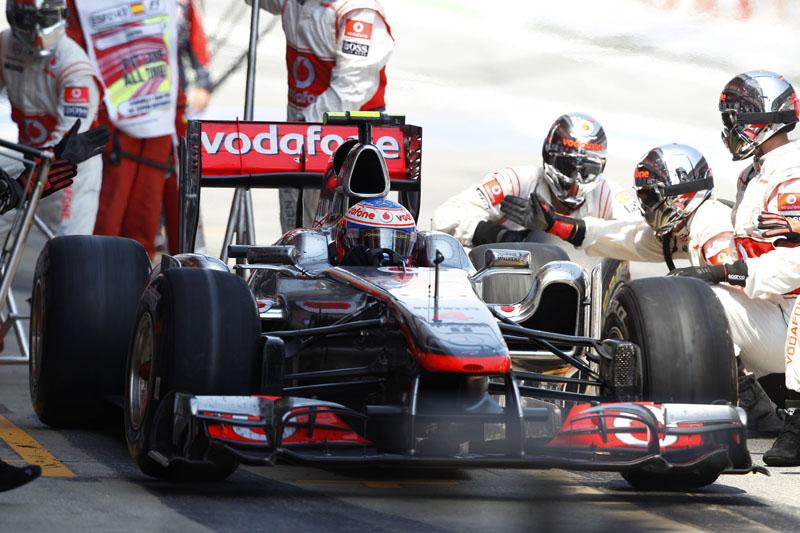Whitmarsh elegiou a estratégia de Jenson Button