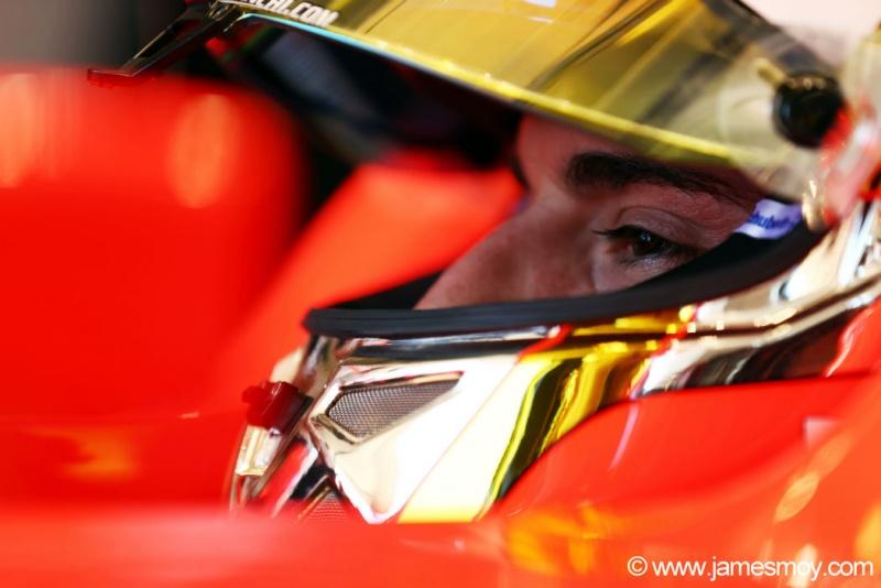 Bianchi está otimista com o que pode conseguir na F-1