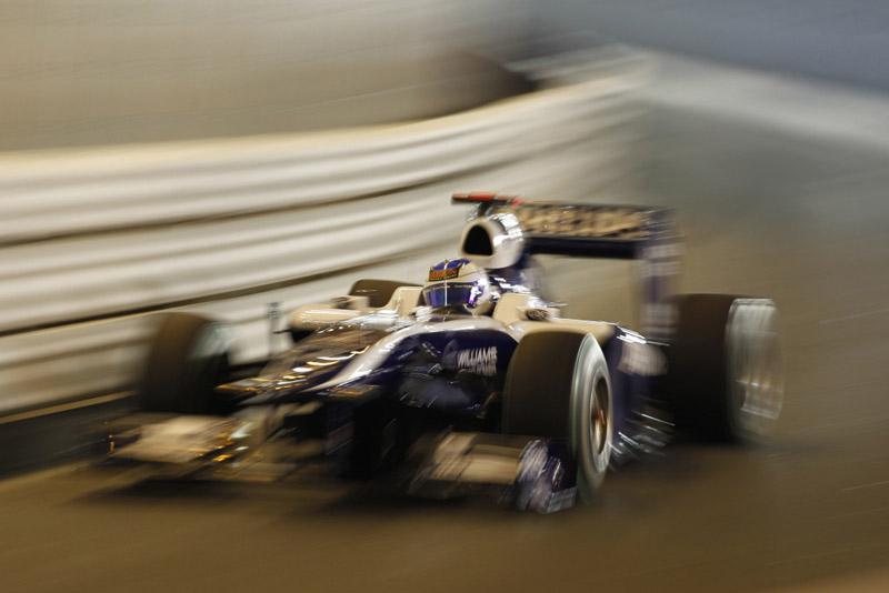 Pilotos não querem que a asa seja liberada em Mônaco