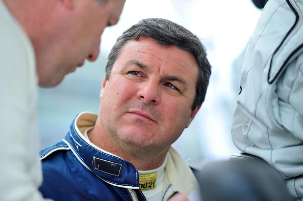 Blundell venceu as 24 Horas de Le Mans em 1992