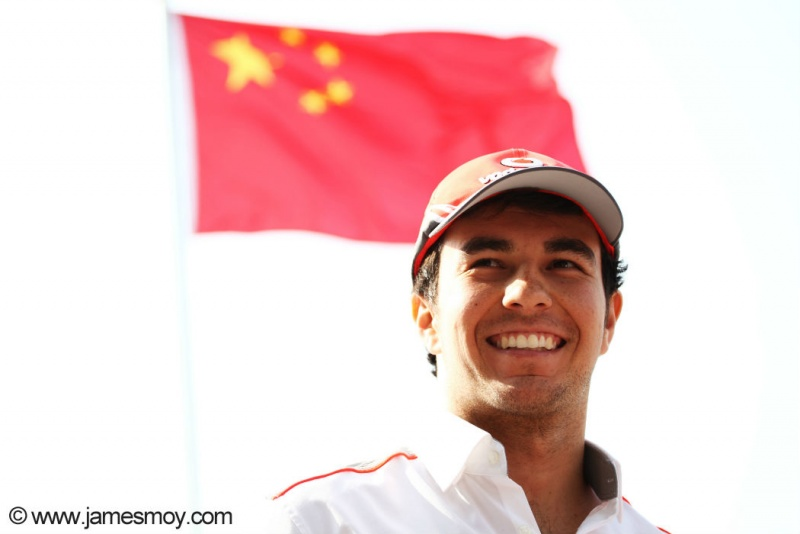 Pérez falou sobre pressão de dirigir na McLaren