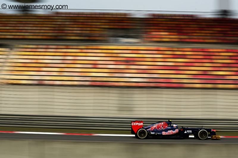 Ricciardo conseguiu seu melhor grid do ano