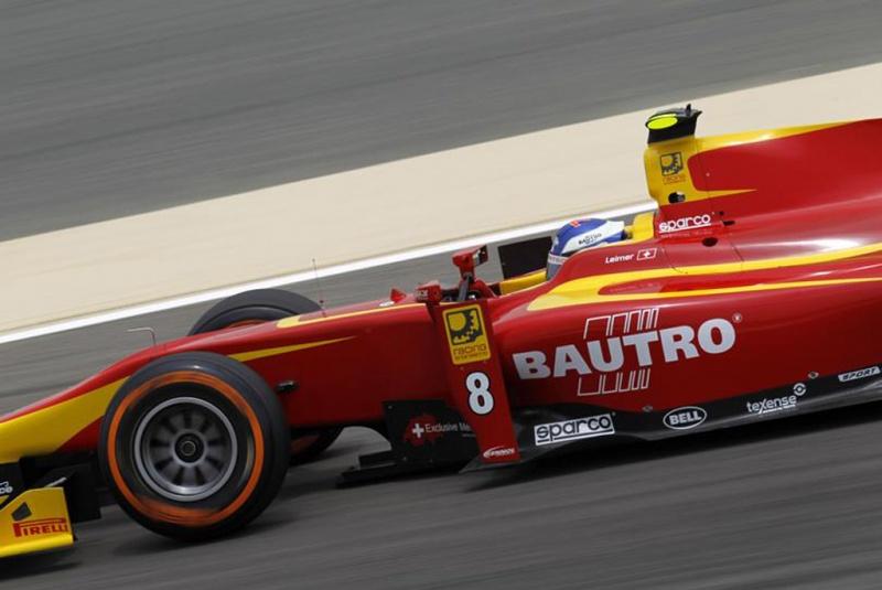 Leimer em ação no Bahrein