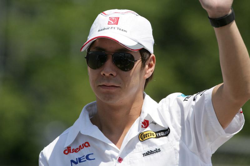 Kobayashi tem nove pontos no campeonato