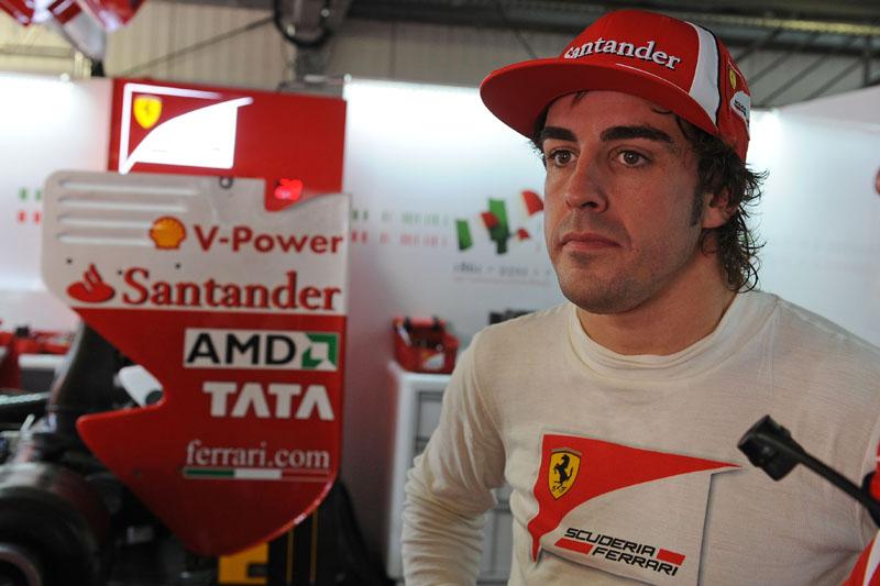 Alonso foi o melhor da quinta-feira em Mônaco