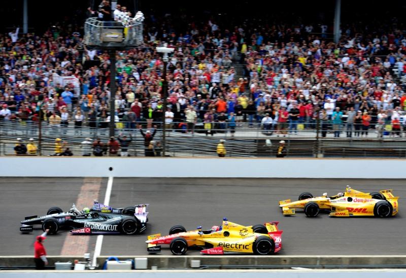 Muñoz é o melhor colombiano desde Montoya na Indy 500