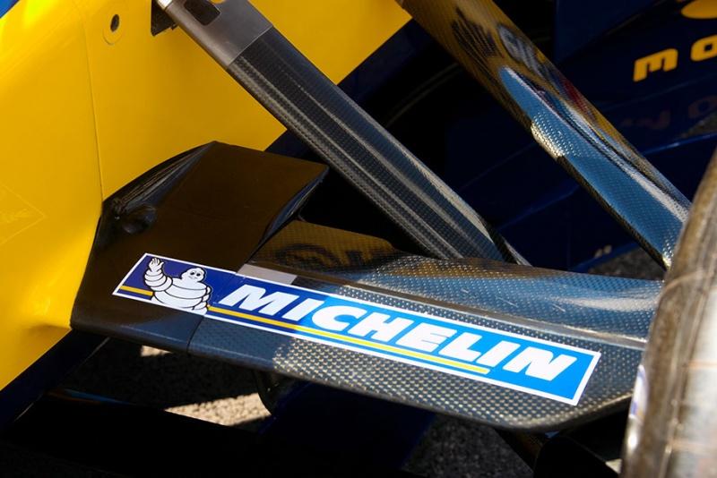 Michelin foi bicampeã na última entrada na F-1