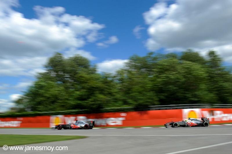 McLaren não passava corrida sem pontuar desde 2009