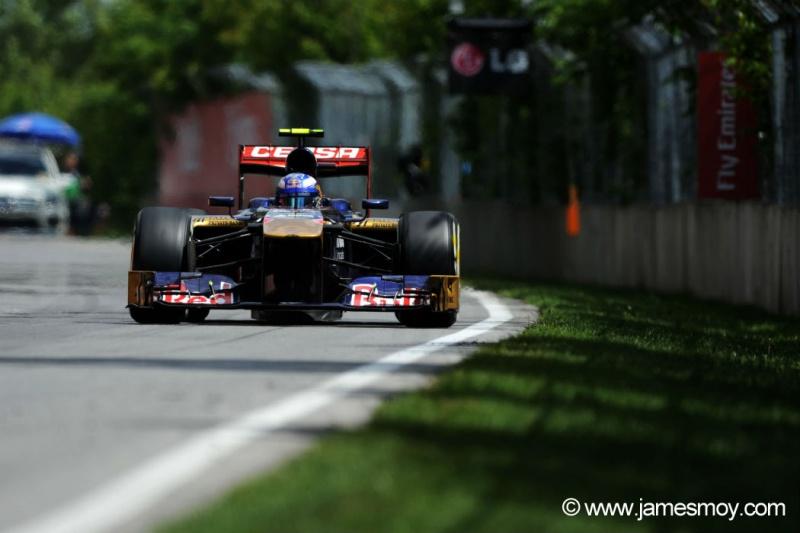 Ricciardo no Canadá