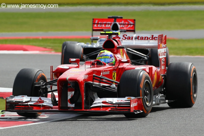 Felipe Massa foi o sexto