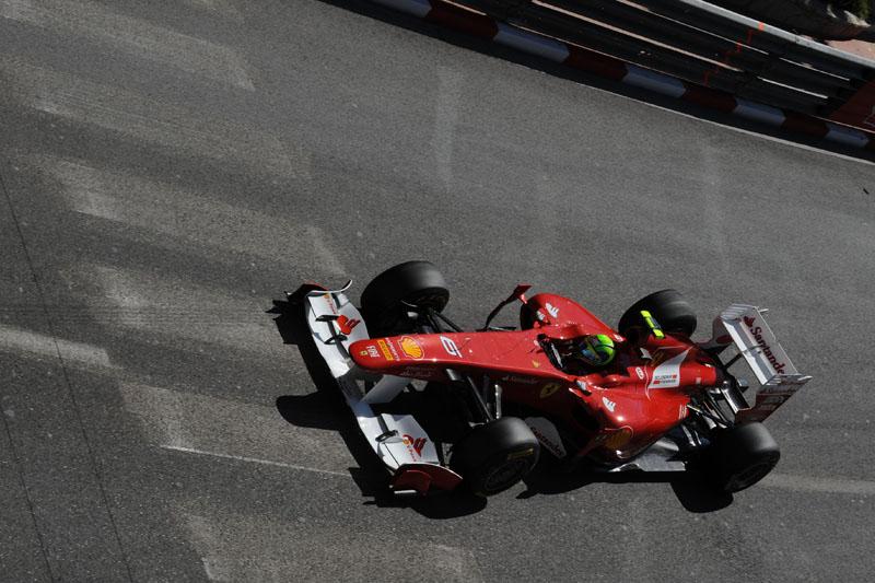 Massa não marcou pontos nas últimas três corridas