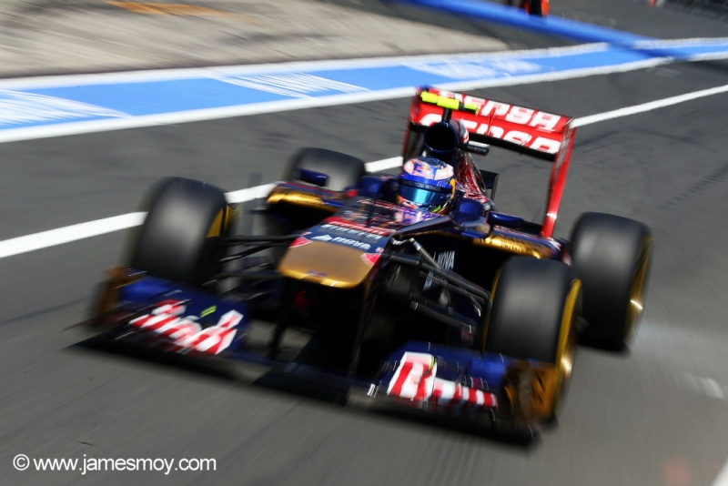 Daniel Ricciardo foi o sexto