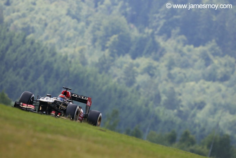Kimi Räikkönen será o no grid quarto em Nürburgring