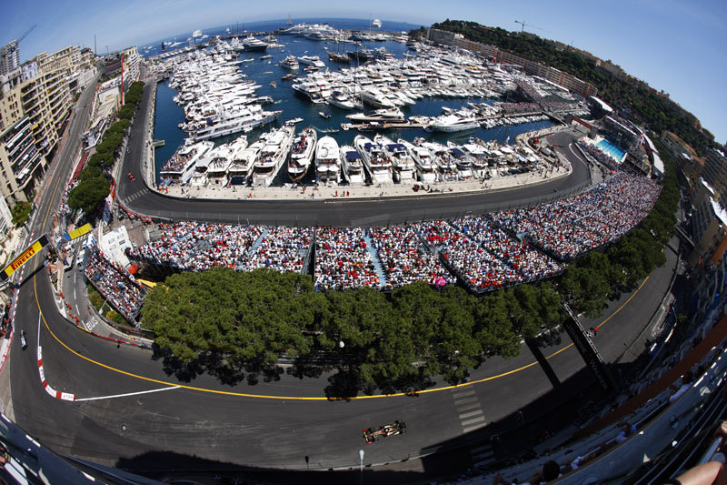 Final do GP de Mônaco ficou aquém das expectativas por bandeira vermelha