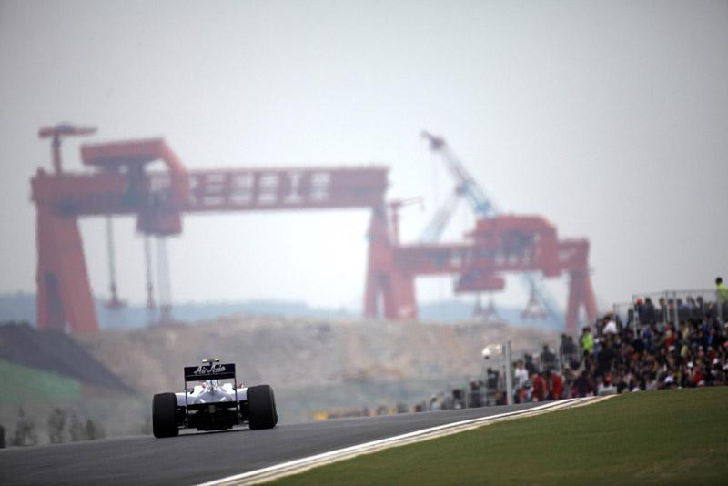 GP da Coreia será realizado em abril em 2012