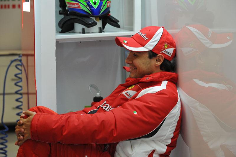 Felipe Massa está confiante para este início de temporada
