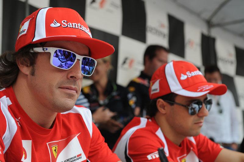 Alonso foi o terceiro no GP do Canadá no ano passado