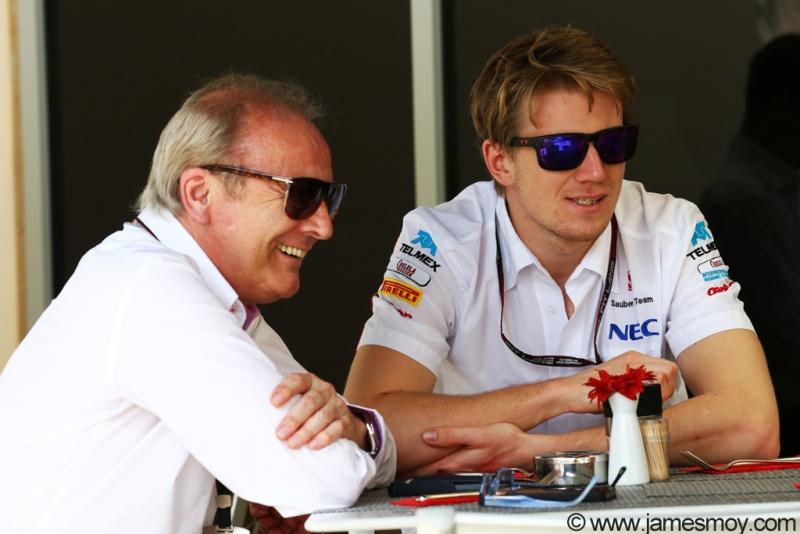 Nico e seu empresário