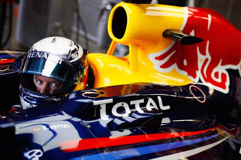 Vettel liderou a terceira sessão de treinos livres para o GP do Canadá