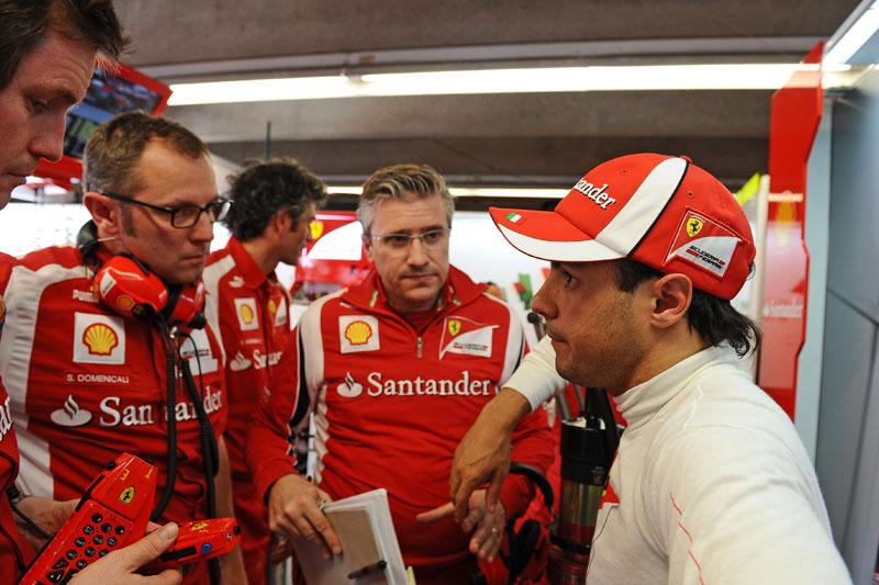 Massa terminou o GP do Canadá em sexto
