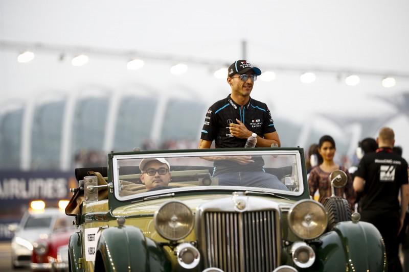 Robert Kubica Williams ROKiT Williams Racing F1 ~Robert Kubica (Williams) ~