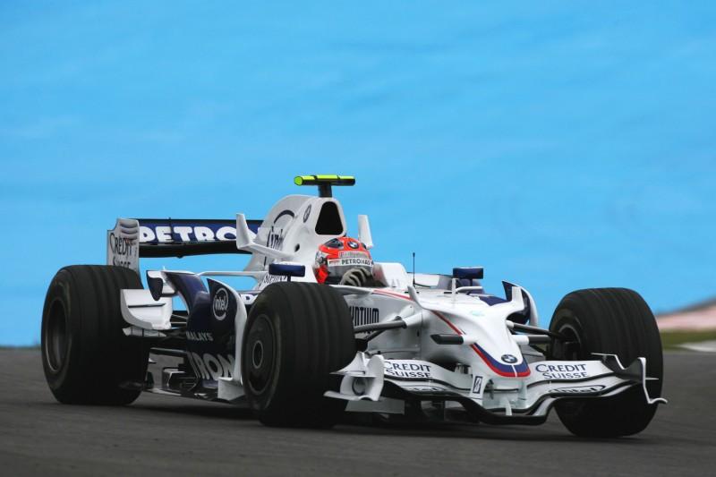 Robert Kubica Sauber Alfa Romeo Sauber F1 Team F1 ~Robert Kubica (Williams) ~