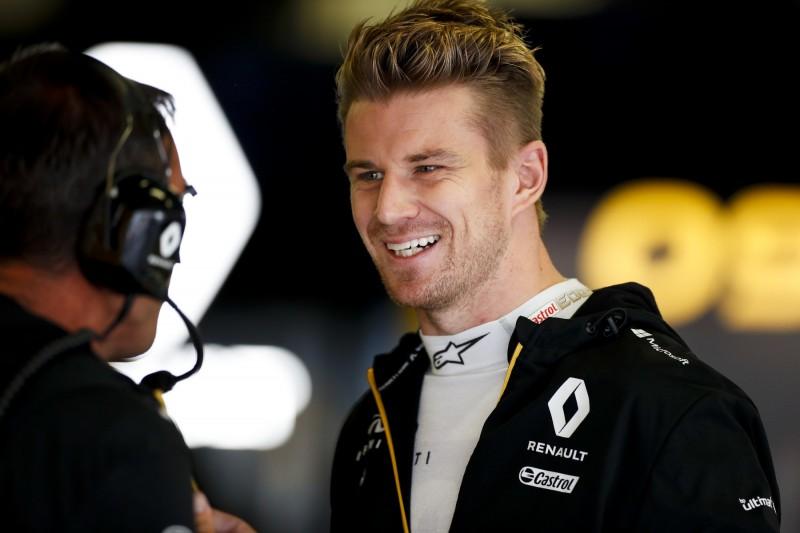 Nico Hülkenberg Renault Renault F1 Team F1 ~Nico Hülkenberg (Renault) ~