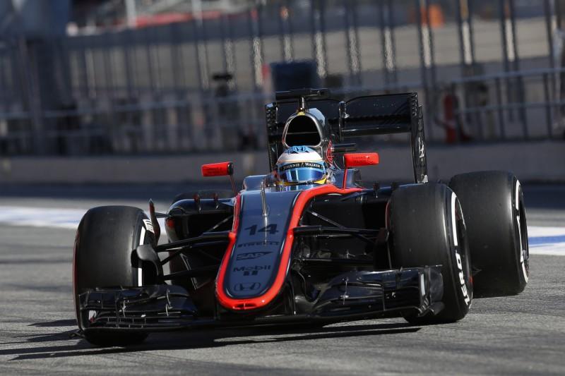 Fernando Alonso McLaren McLaren Honda F1 ~Fernando Alonso (McLaren) ~