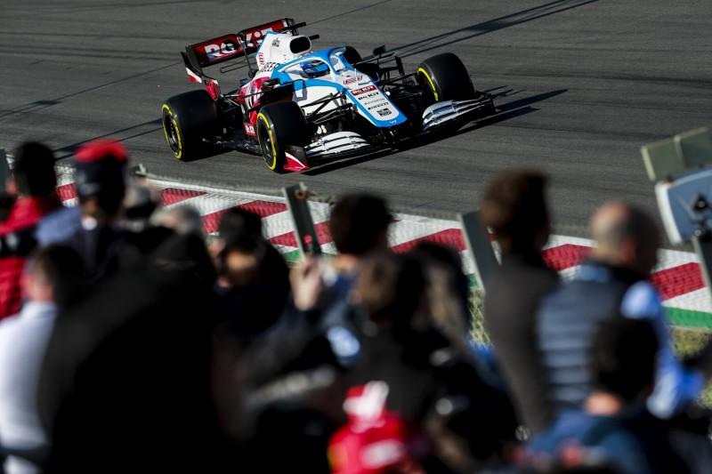 Nicholas Latifi Williams ROKiT Williams Racing F1 ~Nicholas Latifi (Williams) ~